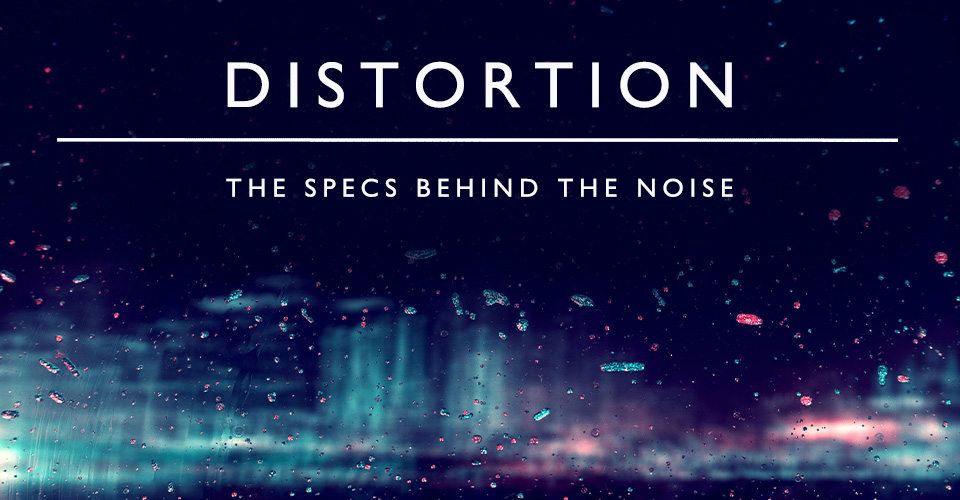 Distortion - The Science Behind the Noise