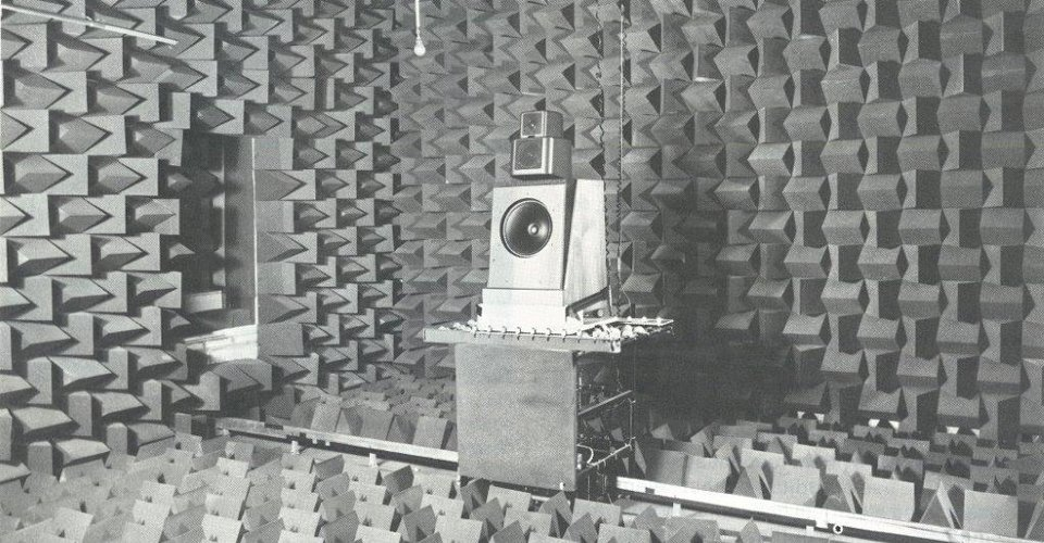 KEF and the Edinburgh Festival - A Technical Achievement Way Ahead Of Its Time