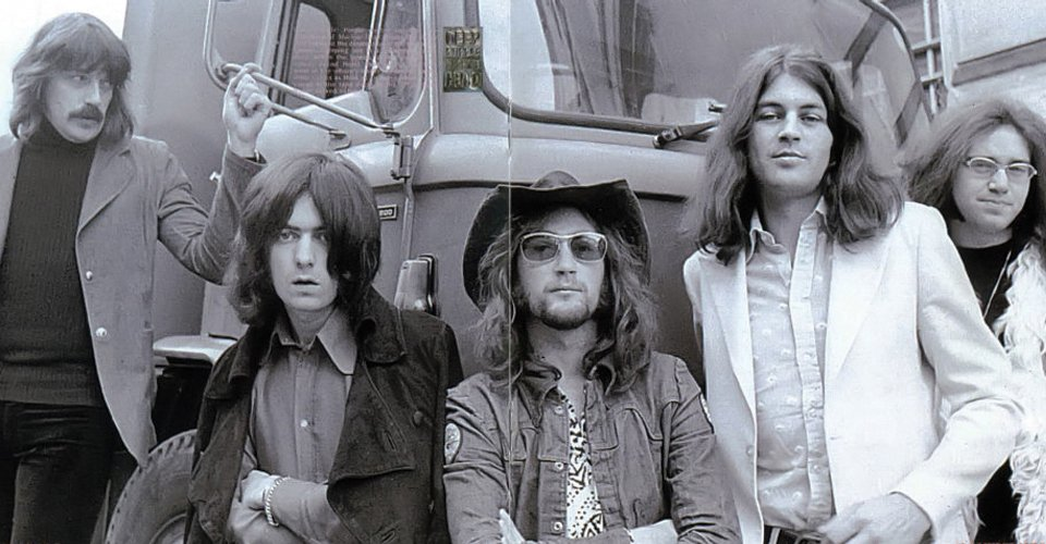 Smoke On the Water and the Rolling truck Stones thing