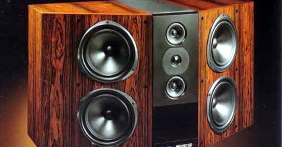 KEF Releases A Studio Quality Active Music System…In 1980