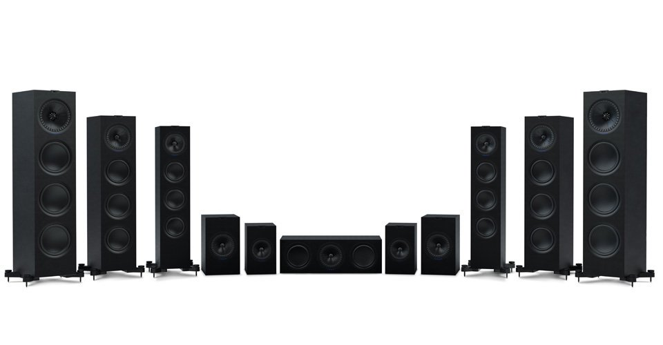 Heard Anything New Lately? KEF Announces the New Q Series!