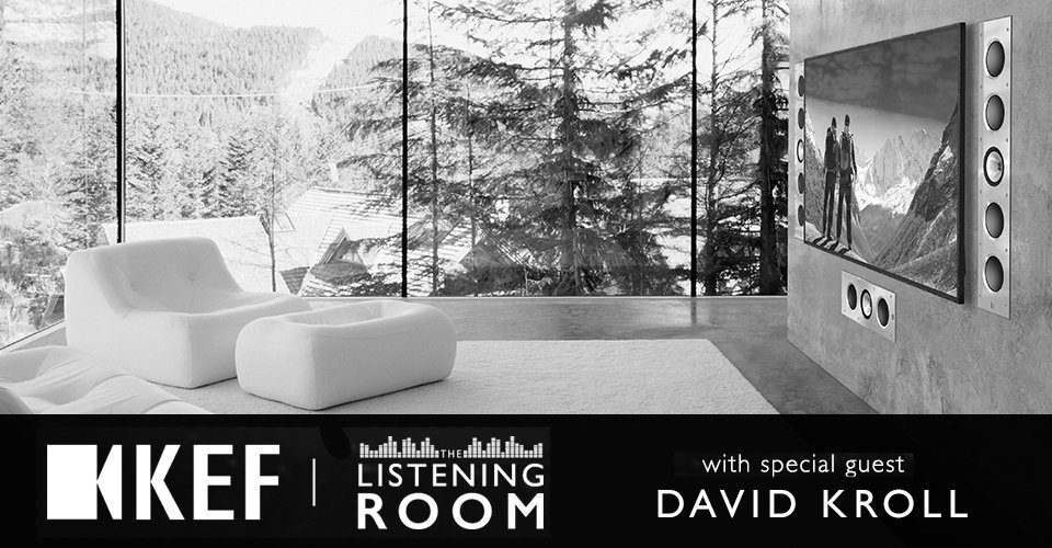 The Listening Room Podcast Episode 4 - With David Kroll