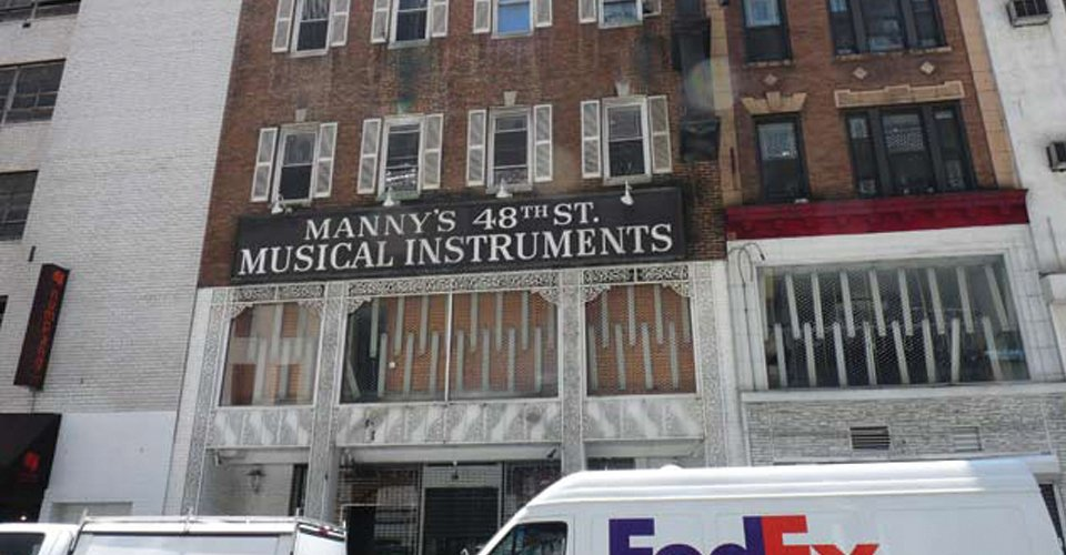An Ode To New York City's Music Row