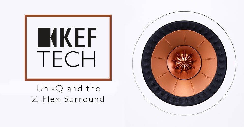 The Z-Flex Surround: An Integral Part of the Uni-Q's Unparalleled Performance