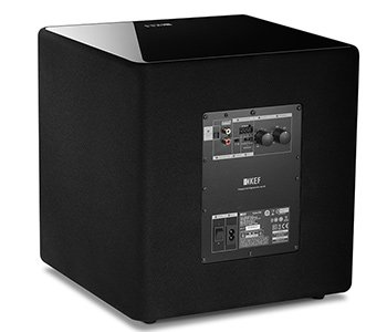KEF KUBE Subwoofer Control Panel