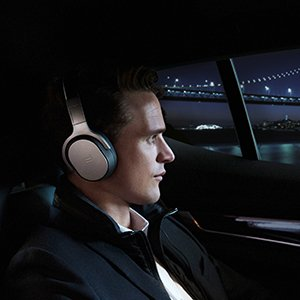 KEF Porsche Space One Noise Cancelling Headphones
