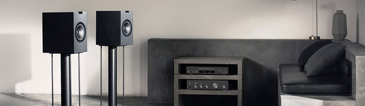 KEF Q Series Bookshelf Speakers