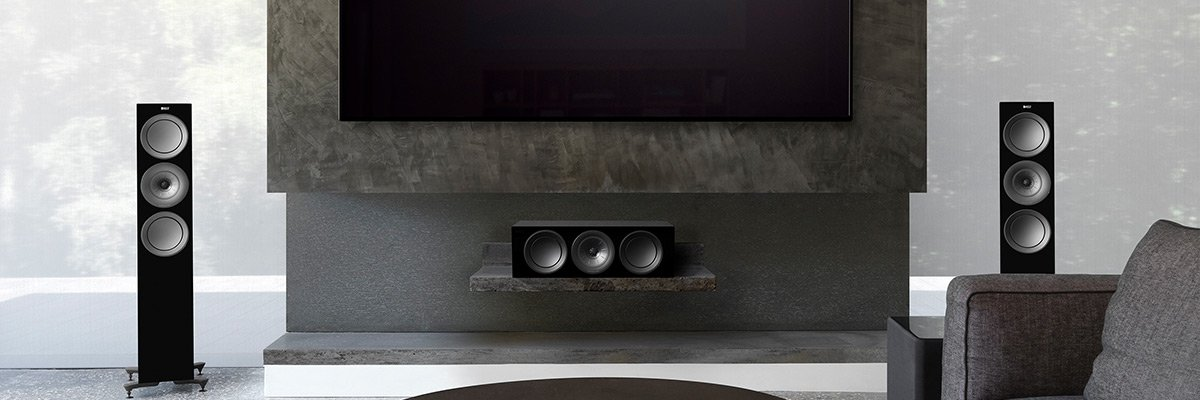 KEF R7 Lifestyle Image
