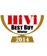 HiVi Magazine Best Buy 1st Place by Category KEF Reference 5