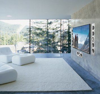 KEF THX Certified Custom Installation Home Theater Speakers, Shop Now