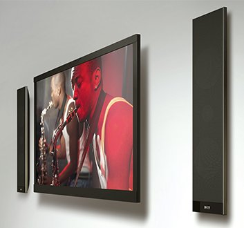 Best Ultra Thin Home Theater Speakers